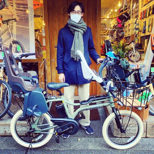 EZ! パナソニックez 電動自転車特集『バイシクルファミリー』Yepp ビッケ ステップクルーズ 電動自転車 おしゃれ自転車 チャイルドシート bobikeone BEAMS bp02 イーゼット_b0212032_16385447.jpeg