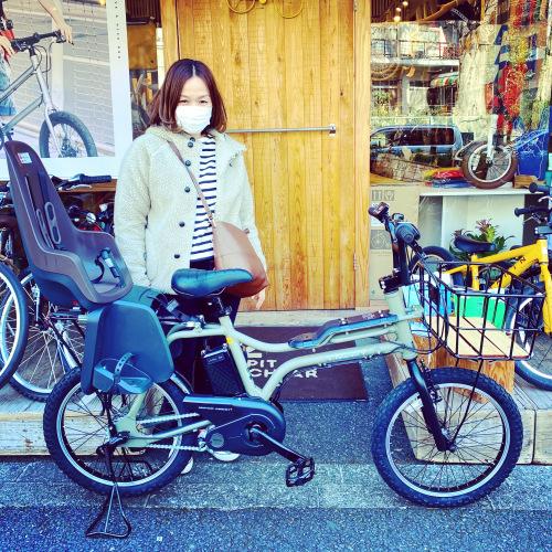 EZ! パナソニックez 電動自転車特集『バイシクルファミリー』Yepp ビッケ ステップクルーズ 電動自転車 おしゃれ自転車 チャイルドシート bobikeone BEAMS bp02 イーゼット_b0212032_16392298.jpeg