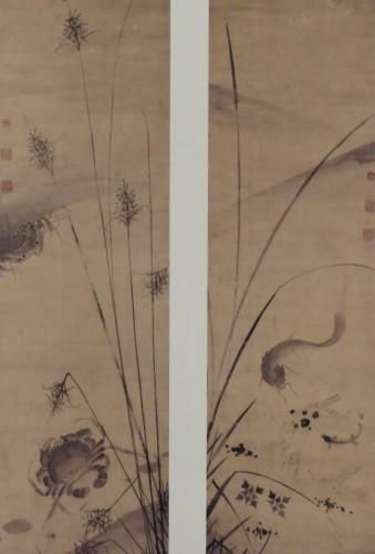 早春!梅花と書画を愉しむ。京博「新聞人のまなざし展」ご紹介、3月7日まで。_a0279738_15422518.jpg