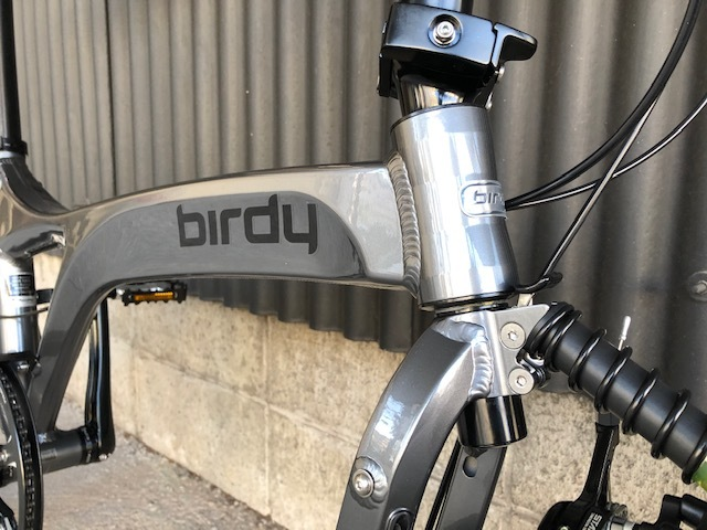 "birdy Air ""Mercury Grey\"" 入荷してます。_c0359041_19510774.jpg"