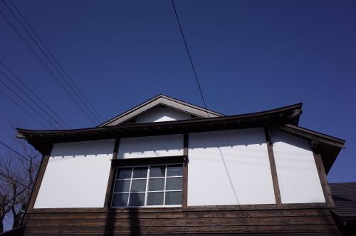雲ひとつない青空_b0207642_10594506.jpg