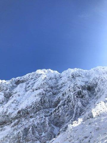 赤岳南峰リッジ左稜・阿弥陀北稜・赤岳主稜_d0237801_14242861.jpg