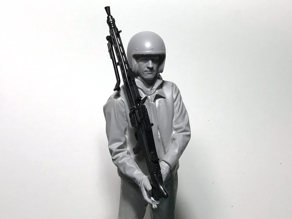 トミーテック 1/12 リトルアーモリー MG3タイプ(完成)_b0055614_22343498.jpg