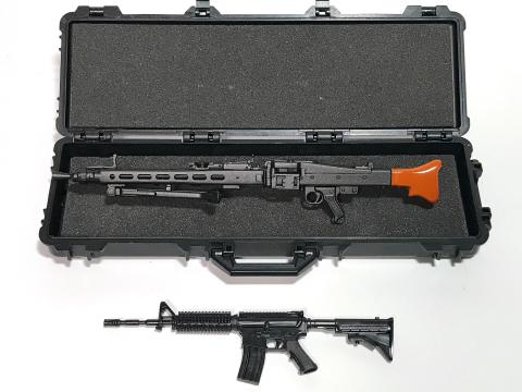 トミーテック 1/12 リトルアーモリー MG3タイプ(完成)_b0055614_22344080.jpg