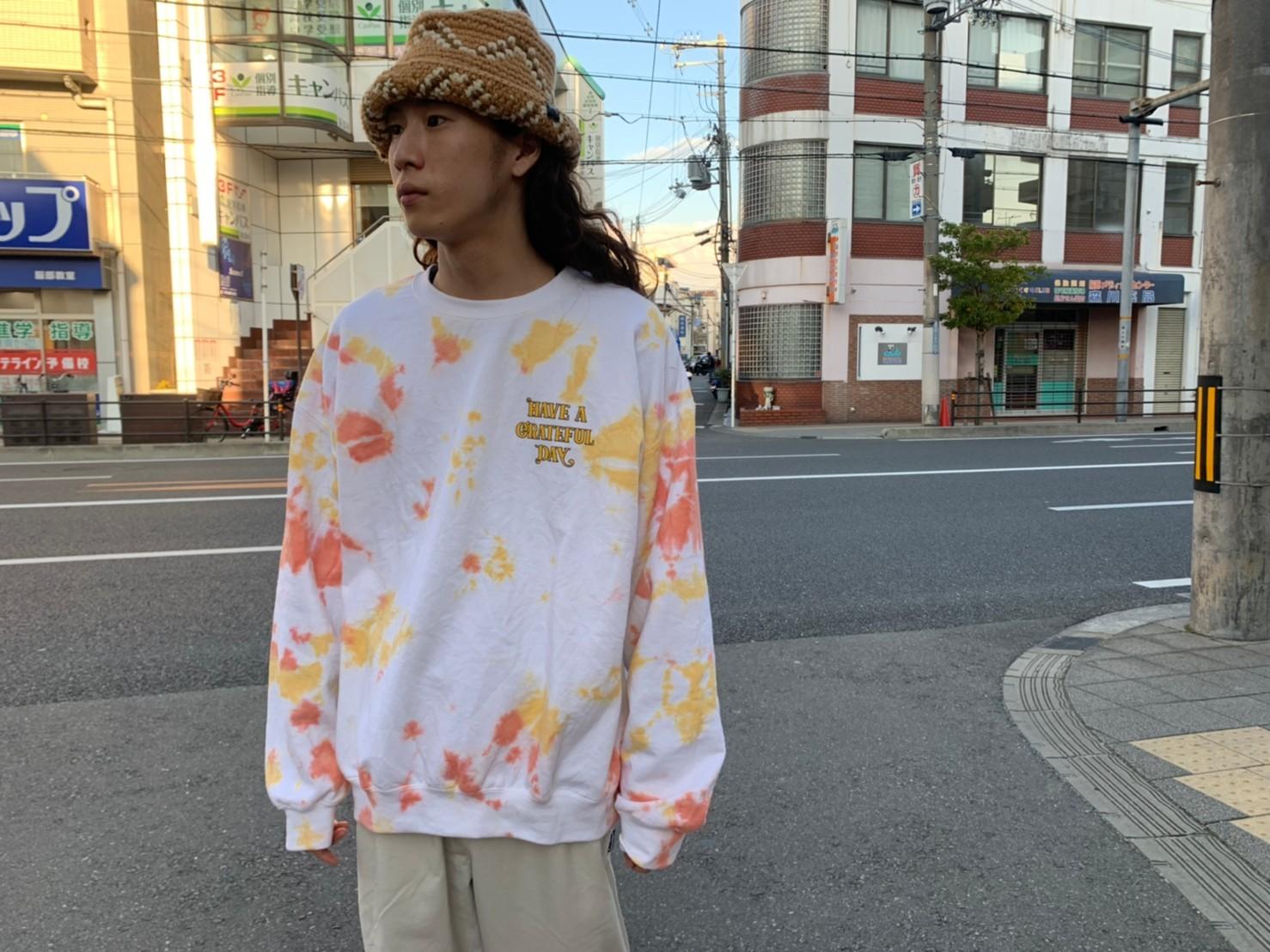 "\""HAVE A GRATFULL DAY×JAVARA\""<<DAKOTA EXCLUSIVE MODEL>>Style~KODAI~_c0167336_20253212.jpg"