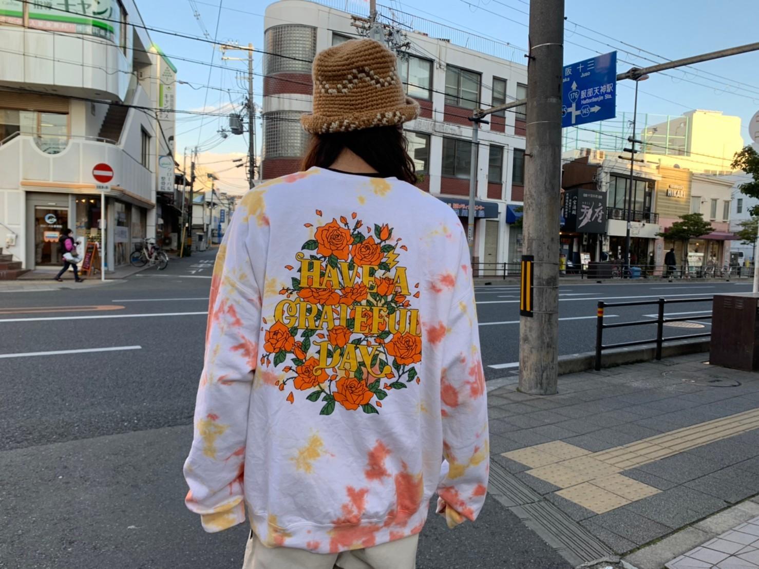 "\""HAVE A GRATFULL DAY×JAVARA\""<<DAKOTA EXCLUSIVE MODEL>>Style~KODAI~_c0167336_20255800.jpg"