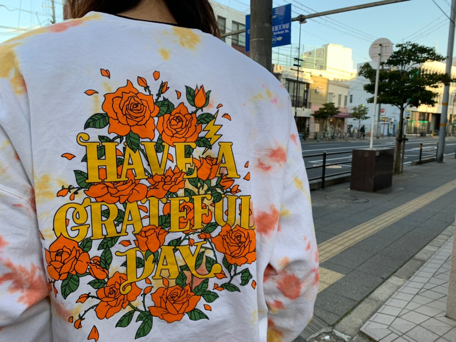 "\""HAVE A GRATFULL DAY×JAVARA\""<<DAKOTA EXCLUSIVE MODEL>>Style~KODAI~_c0167336_20265890.jpg"