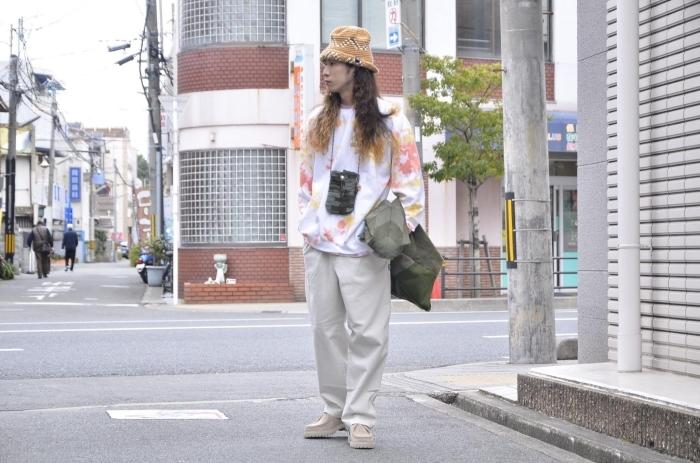 "\""HAVE A GRATFULL DAY×JAVARA\""<<DAKOTA EXCLUSIVE MODEL>>Style~KODAI~_c0167336_20273478.jpg"