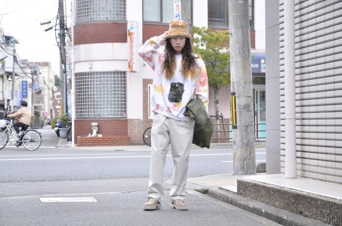 "\""HAVE A GRATFULL DAY×JAVARA\""<<DAKOTA EXCLUSIVE MODEL>>Style~KODAI~_c0167336_20274907.jpg"