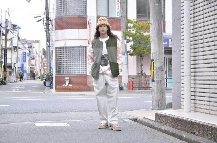 "\""HAVE A GRATFULL DAY×JAVARA\""<<DAKOTA EXCLUSIVE MODEL>>Style~KODAI~_c0167336_20280376.jpg"
