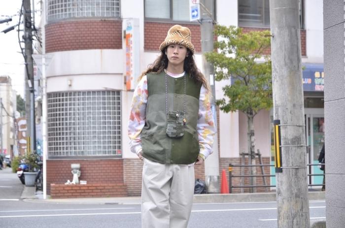 "\""HAVE A GRATFULL DAY×JAVARA\""<<DAKOTA EXCLUSIVE MODEL>>Style~KODAI~_c0167336_20283373.jpg"