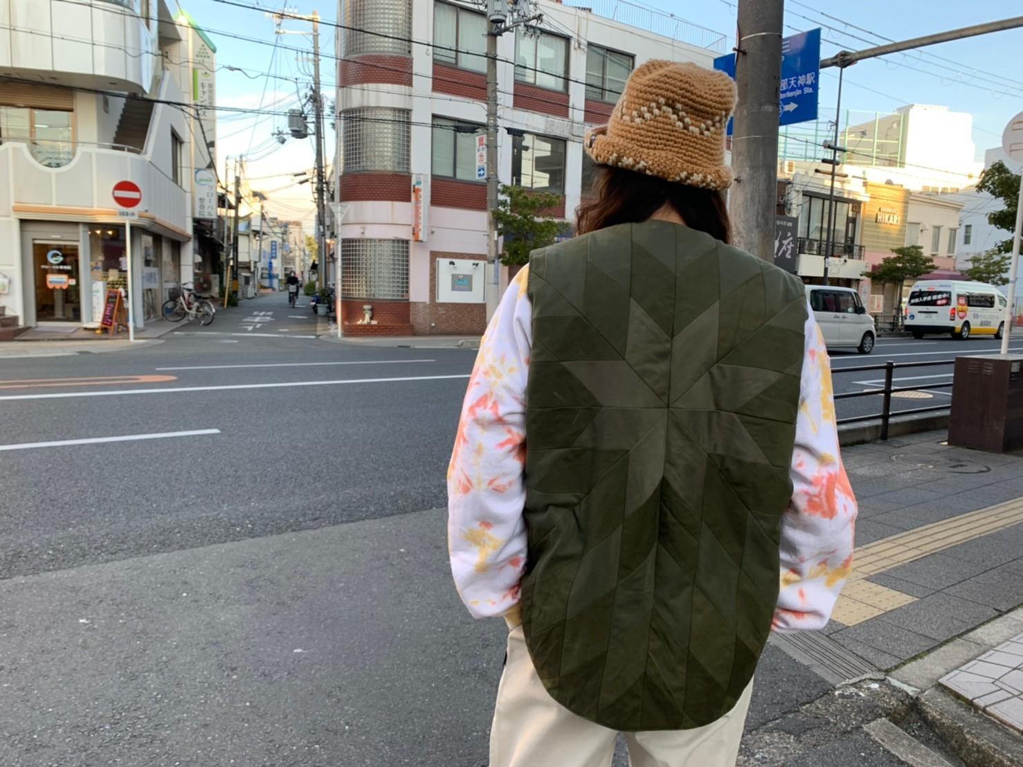 "\""HAVE A GRATFULL DAY×JAVARA\""<<DAKOTA EXCLUSIVE MODEL>>Style~KODAI~_c0167336_20285892.jpg"
