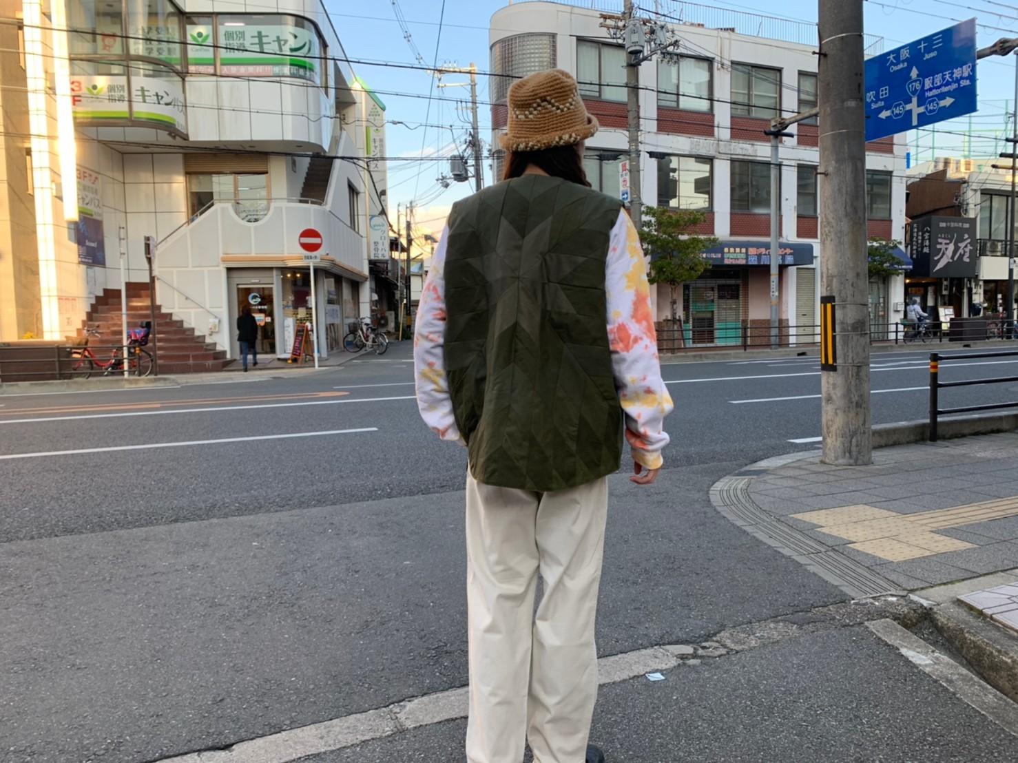 "\""HAVE A GRATFULL DAY×JAVARA\""<<DAKOTA EXCLUSIVE MODEL>>Style~KODAI~_c0167336_20290944.jpg"