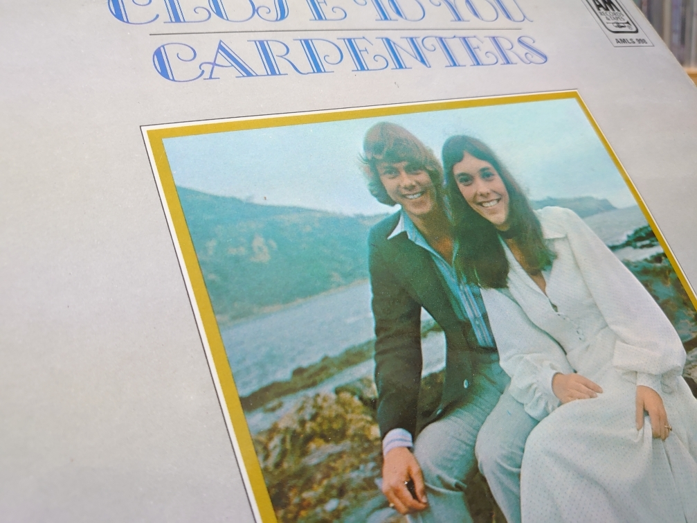 Carpenters その3    Close To You_d0335744_21364234.jpg