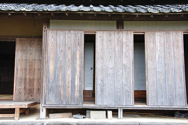 ☆NEW 新築平屋☆~雨戸について~_d0099965_09073102.jpg