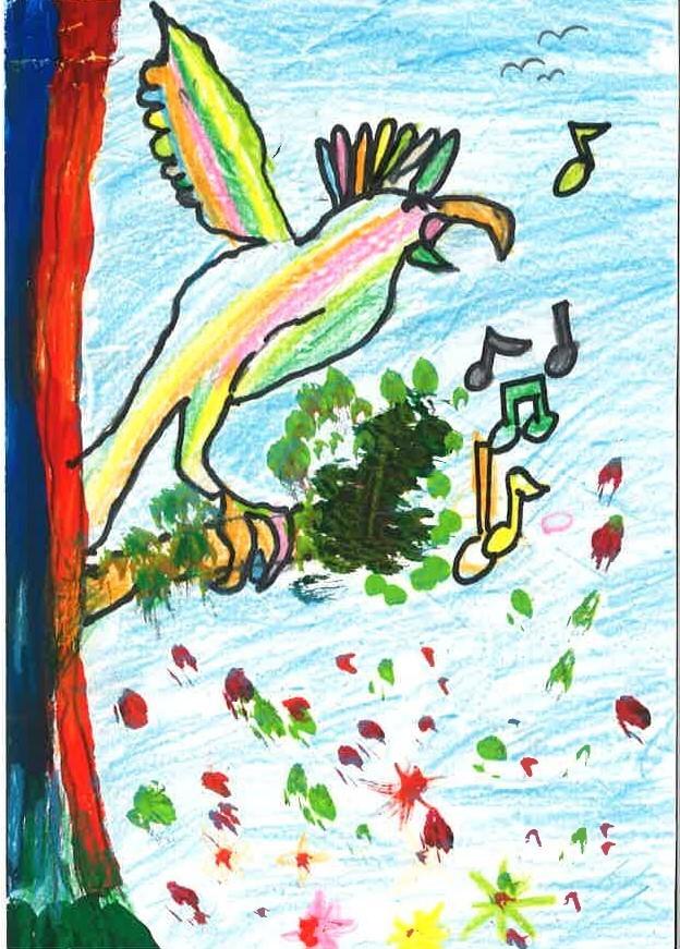第31回 青い鳥音楽教室 れんらくちょうイラストコンテスト!_c0150287_13142350.jpg