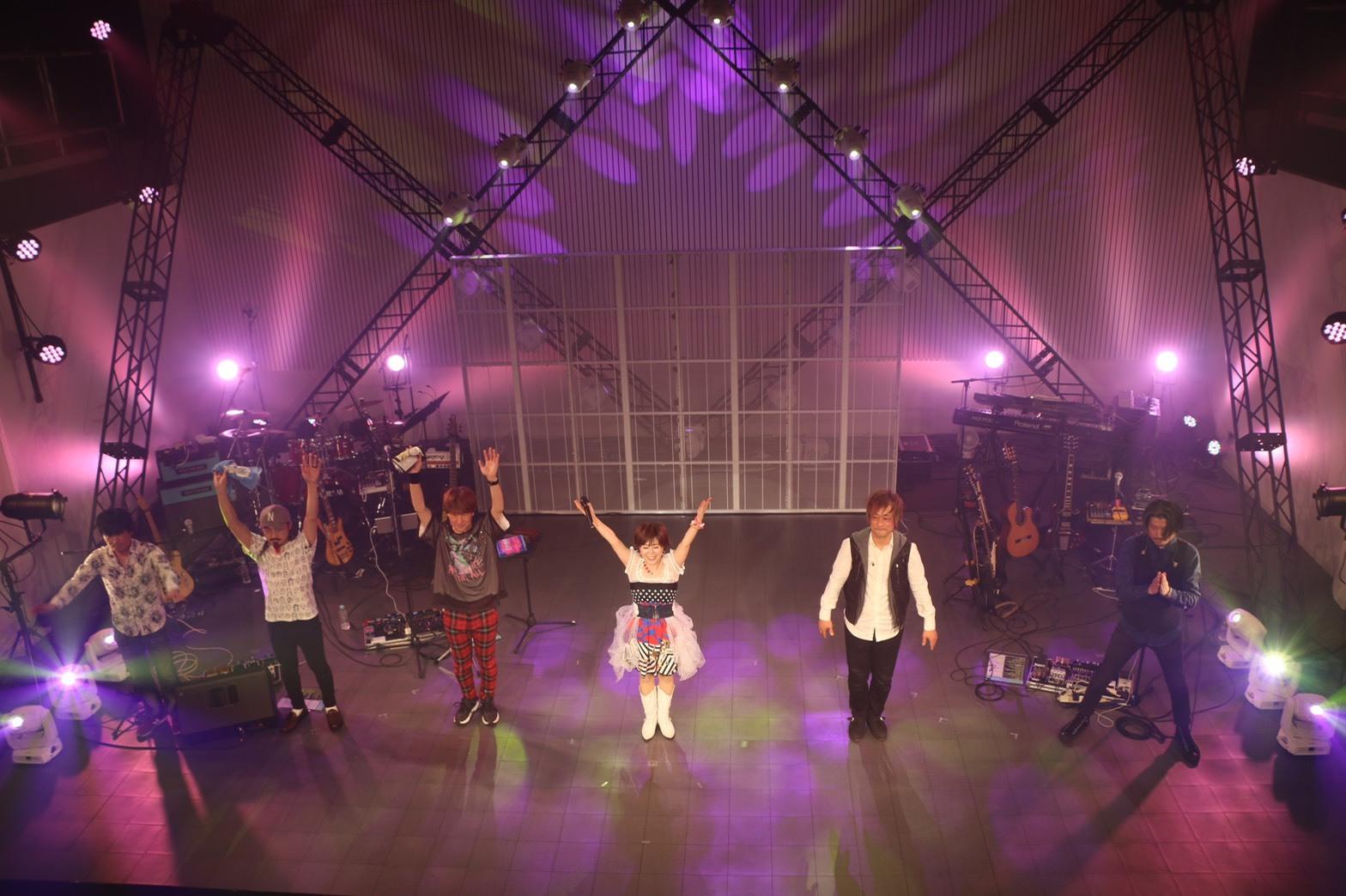 特大のありがとう‼️「Chihiro Yonekura 25th Anniversary Online Live 2021〜全曲選抜総選挙〜_a0114206_17553804.jpeg