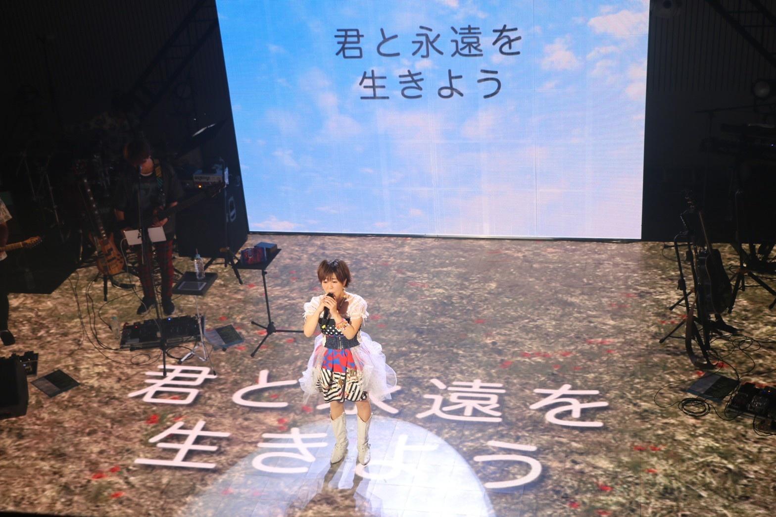 特大のありがとう‼️「Chihiro Yonekura 25th Anniversary Online Live 2021〜全曲選抜総選挙〜_a0114206_18293801.jpeg