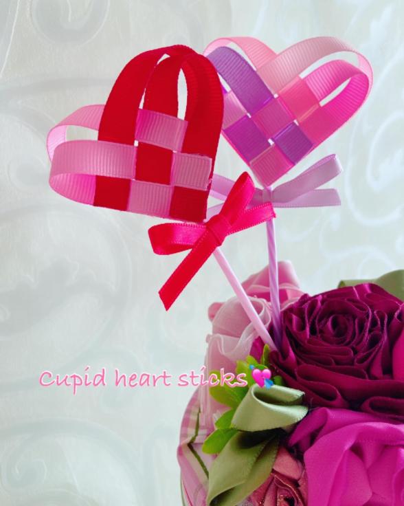 Copied heart Sticks💕_f0017548_10460562.jpg