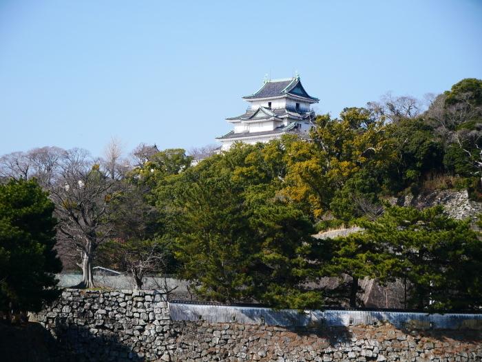 和歌山城冬景色  2021-02-17 00:00_b0093754_22511950.jpg
