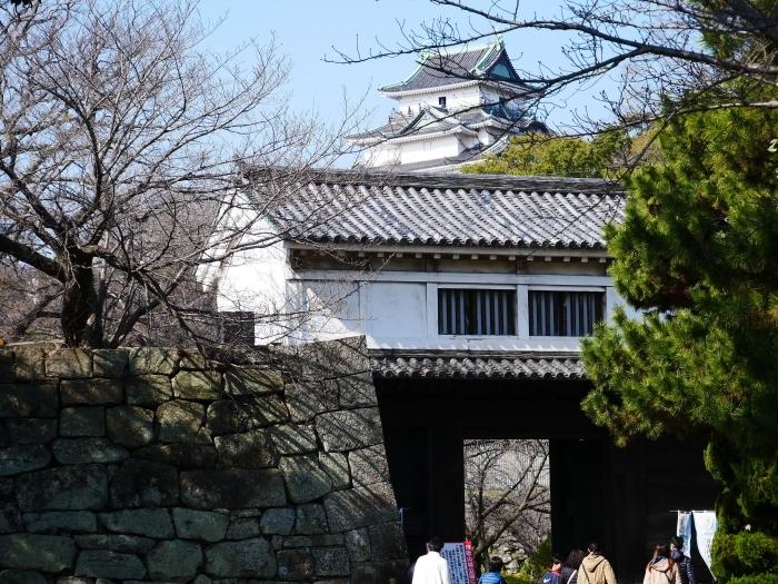 和歌山城冬景色  2021-02-17 00:00_b0093754_22514039.jpg