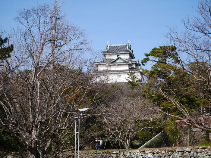 和歌山城冬景色  2021-02-17 00:00_b0093754_22534709.jpg