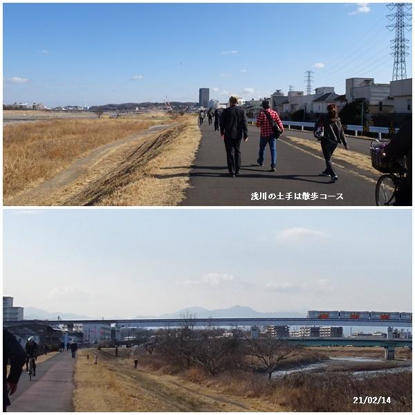 パルシキメーターの事、長女の見舞い、桜ケ丘まで散歩_c0051105_13420301.jpg
