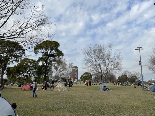 戸田川緑地へ行ってきました♪_f0373339_14150635.jpeg