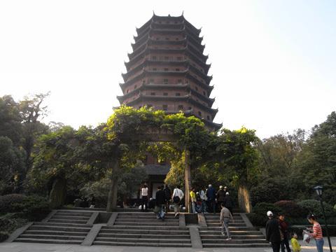 杭州六和寺紀行_b0145843_08502543.jpg