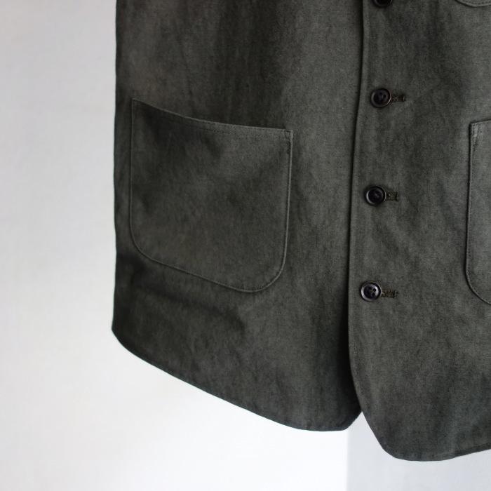 4月の製作 / DA classic vest_e0130546_17010468.jpg
