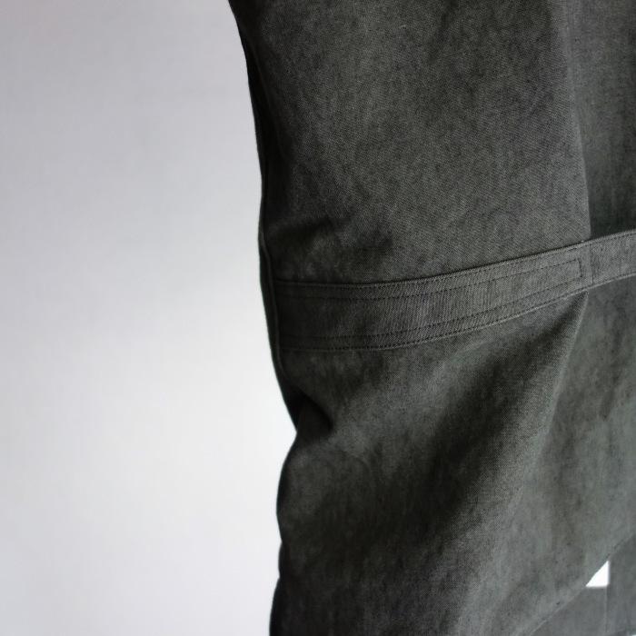 4月の製作 / DA classic vest_e0130546_17020731.jpg