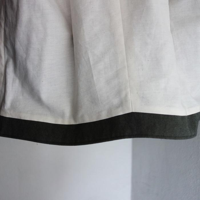 4月の製作 / DA classic vest_e0130546_17032027.jpg