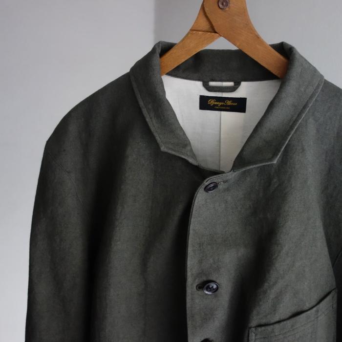 4月の製作 / classic irishworker jacket_e0130546_17134144.jpg