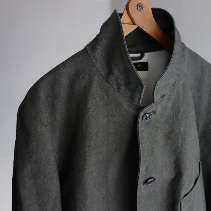 4月の製作 / classic irishworker jacket_e0130546_17135832.jpg