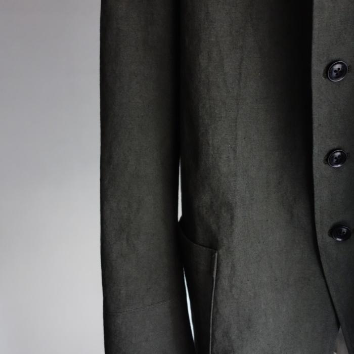 4月の製作 / classic irishworker jacket_e0130546_17163591.jpg