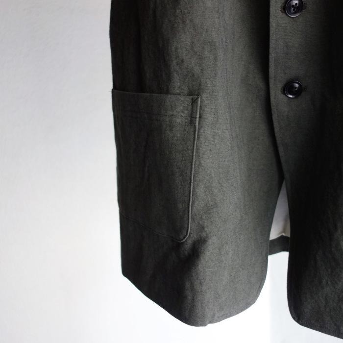 4月の製作 / classic irishworker jacket_e0130546_17170551.jpg