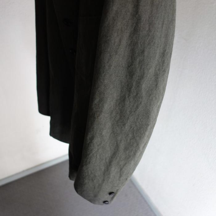 4月の製作 / classic irishworker jacket_e0130546_17173684.jpg