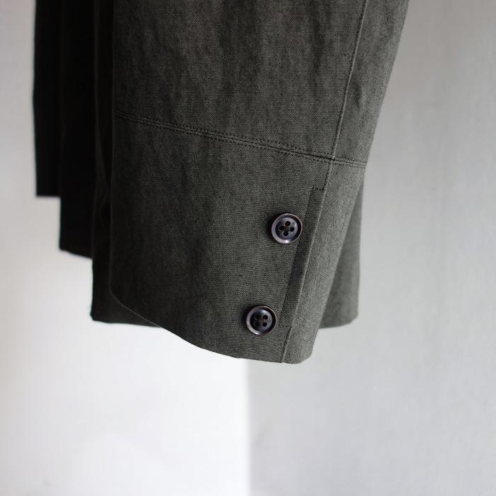 4月の製作 / classic irishworker jacket_e0130546_17175113.jpg