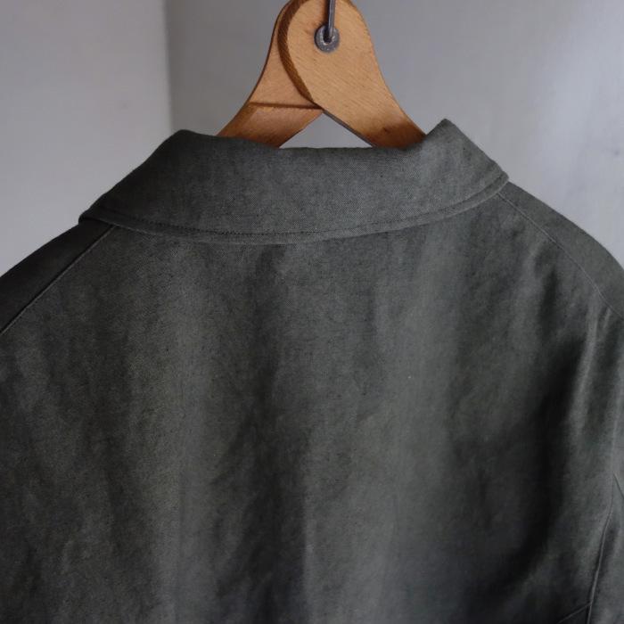 4月の製作 / classic irishworker jacket_e0130546_17181368.jpg