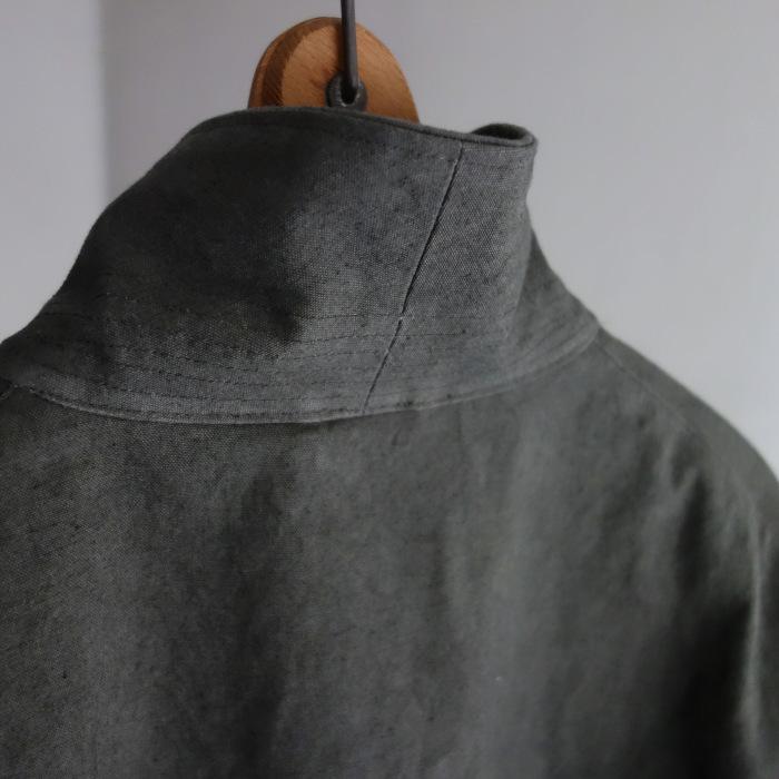 4月の製作 / classic irishworker jacket_e0130546_17182678.jpg