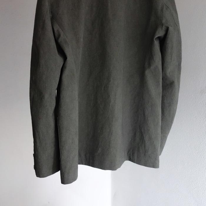 4月の製作 / classic irishworker jacket_e0130546_17183987.jpg