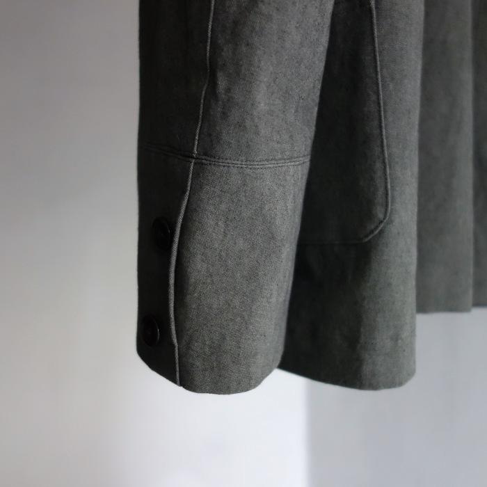 4月の製作 / classic irishworker jacket_e0130546_17185474.jpg