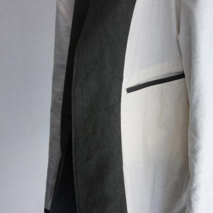4月の製作 / classic irishworker jacket_e0130546_17192817.jpg