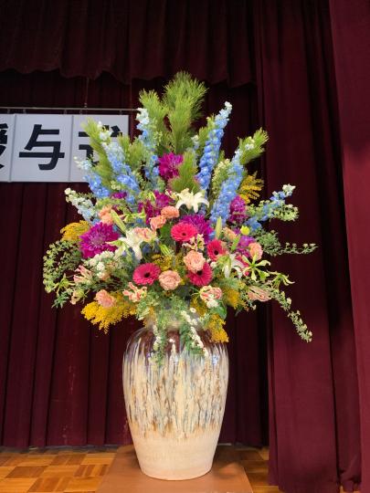 ご卒業のお祝いに…^ ^_e0156650_21585438.jpg