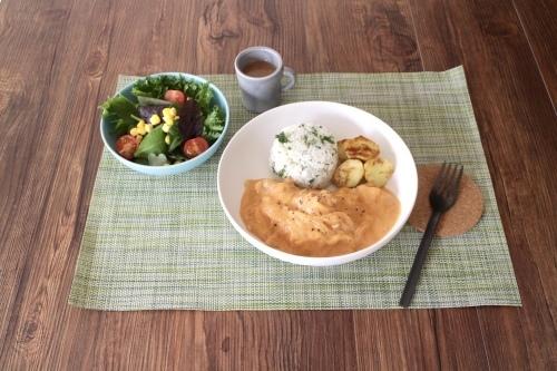 鶏のトマトーストクリーム煮_f0220354_11461505.jpeg