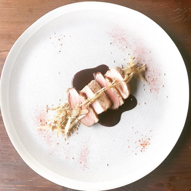 2月の料理「鴨・豚ヒレ・チョコレート」_d0177560_21260409.jpeg