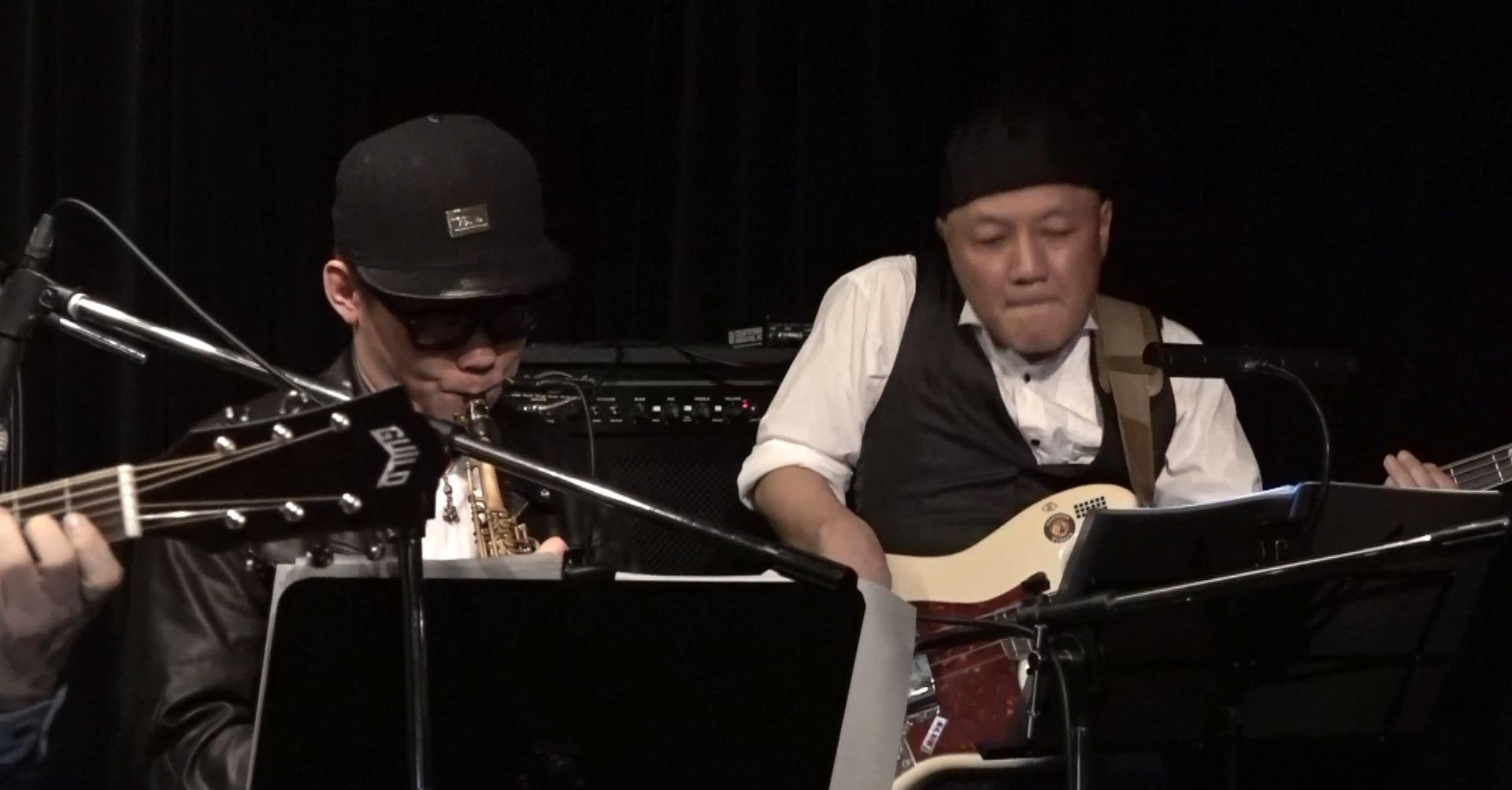 濱田金吾LIVE@横浜ParadiseCafe ありがとうございました!_a0088007_23153837.jpg