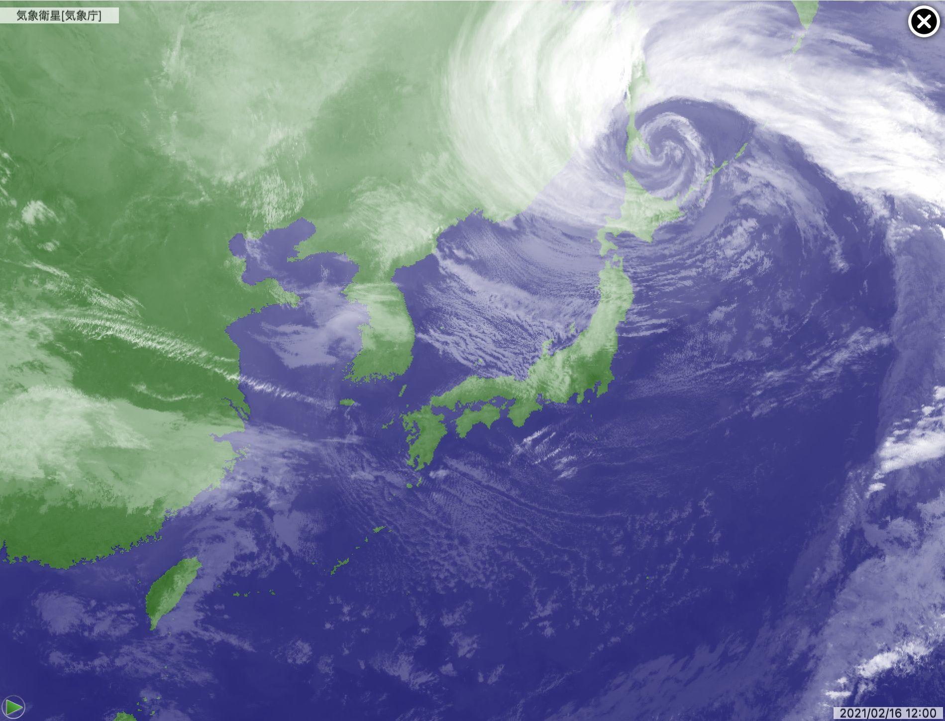 札幌は暴風雪にならないまま警報解除へ_c0025115_21594245.jpg