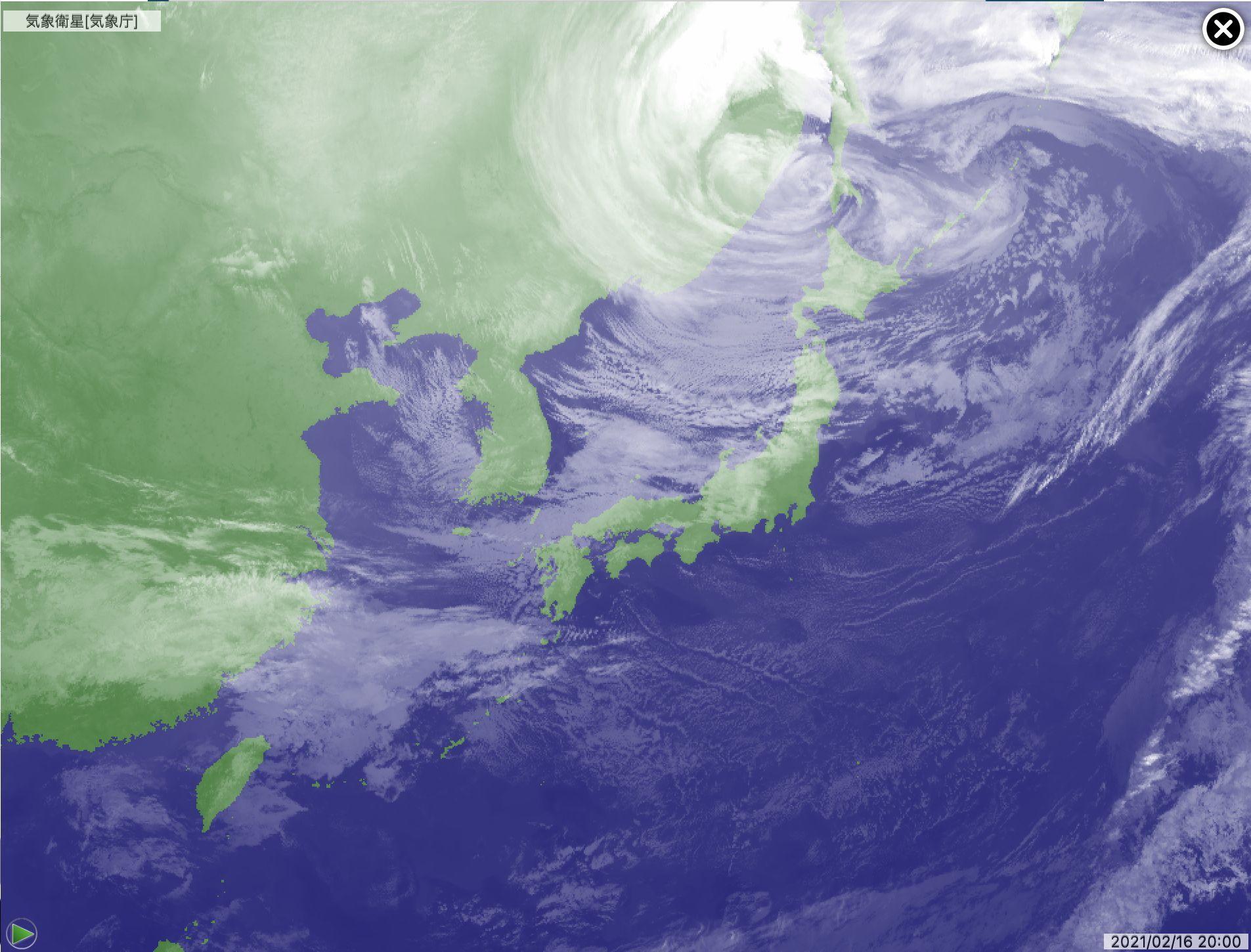 札幌は暴風雪にならないまま警報解除へ_c0025115_22111430.jpg