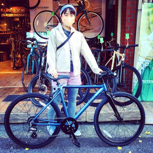 ☆tern ターン 特集☆「 CLUTCH クラッチ 」 クロスバイク 650c おしゃれ自転車 自転車女子 自転車ガール クラッチ ターン rojibikes クレスト AMP F1_b0212032_19340064.jpeg